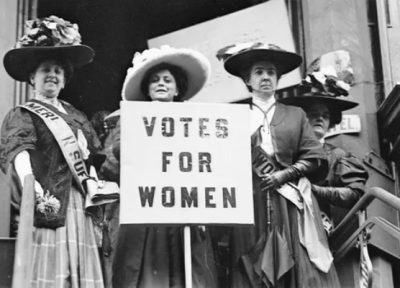 Call for Artists: A Century of Suffrage