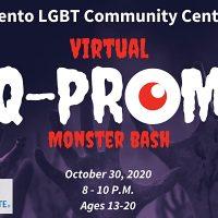 Virtual Q-Prom Monster Bash