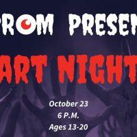 Q-Prom Art Night
