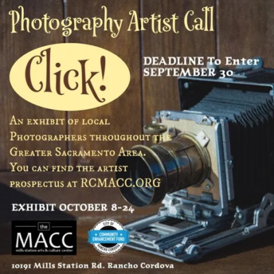 Call for Photographers: Click Photography Show