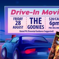 Cosumnes CSD Parks and Recreation Drive In: The Goonies