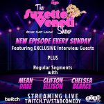 LoLGBT+ presents The Suzette Veneti Show Streaming...
