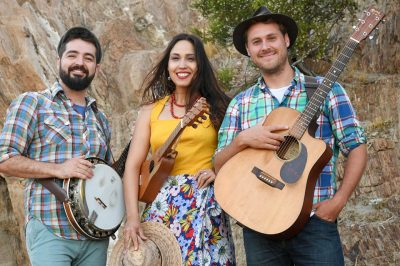 Sonia De Los Santos and The Okee Dokee Brothers (C...