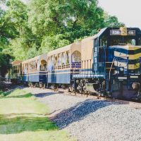 River Fox Train Excursion