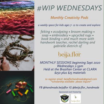 #WIP Wednesdays