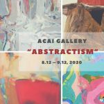 ABSTRACTISM: ACAI Gallery and Studios August Show