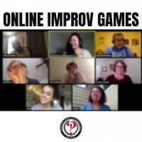 Online Improv Games