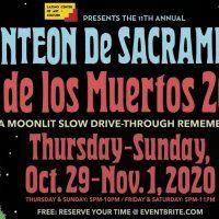 El Panteon de Sacramento Dia de los Muertos Drive-Thru Celebration