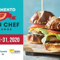 Sacramento Vegan Chef Challenge 2020