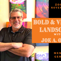 Bold and Vibrant Landscapes with Joe A. Oakes