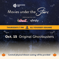Movies Under the Stars: Original Ghostbusters