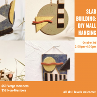 Slab Building: DIY Wall Hanging