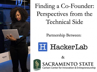 Finding a Co-Founder: Perspectives from the Technical Side