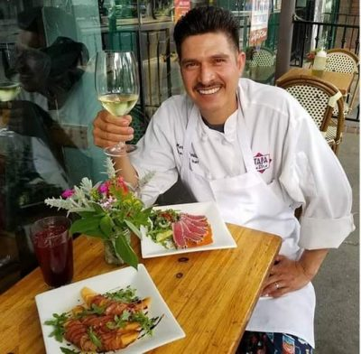 Tapa the World Farm-to-Fork Chef Dinner and Wine P...