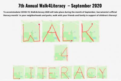 7th Annual Walk4Literacy