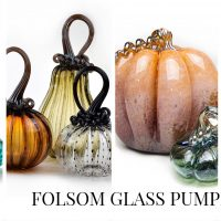 2nd Annual Folsom Glass Pumpkin Patch