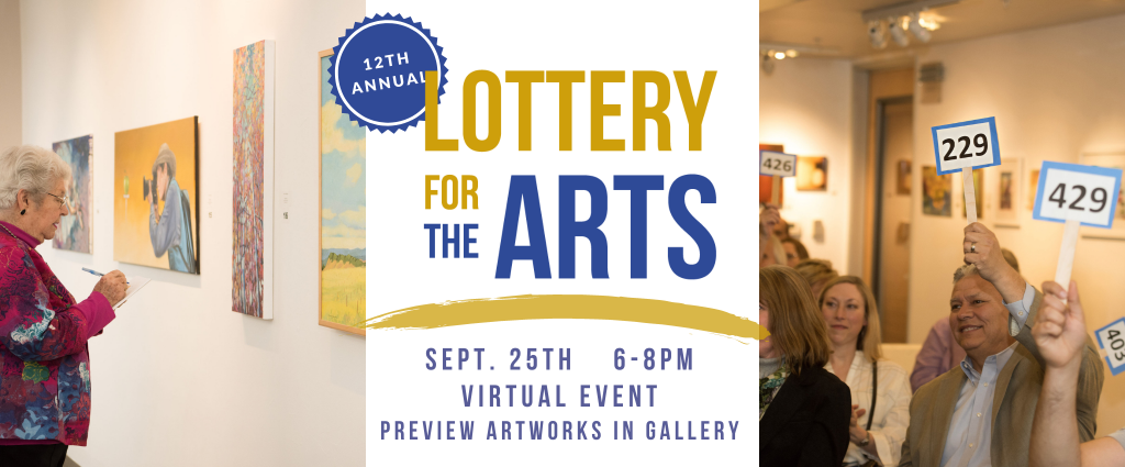 Lottery for the Arts 2020: Blue Line Arts
