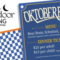 Oktoberfest: Outdoor Dining at Sutter Health Park