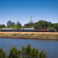 California State Railroad Museum Excursion Train Rides