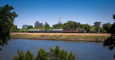 California State Railroad Museum Excursion Train R...
