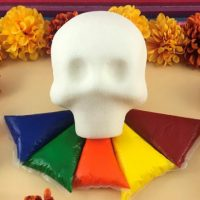 Sugar Skull Workshop Online