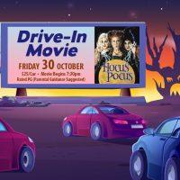 Drive-In Movie: Hocus Pocus