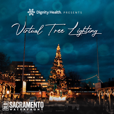 Virtual Tree Lighting