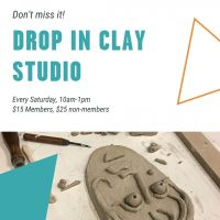 Clay Lab (Saturday)