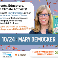 Join the Climate Revolution with Author Mary Democker