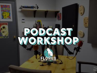 Podcast Workshop for Beginners