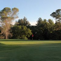 Junior-Adult Scary Scramble Golf Tournament at William Land Golf Course