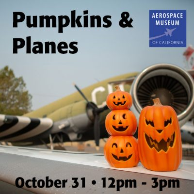 Pumpkins and Planes Halloween Festival