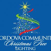 Cordova Community Christmas Tree Lighting