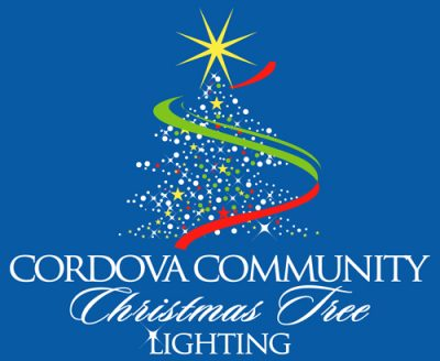 Cordova Community Christmas Tree Lighting