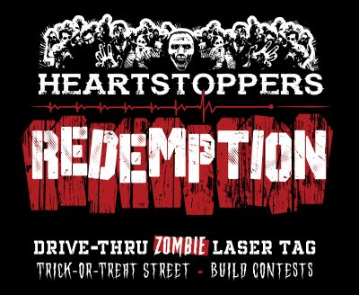 Heartstoppers Redemption Drive-Through Zombie Laser Tag