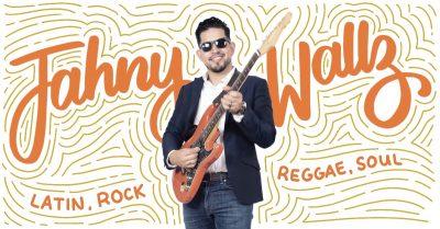Jahny Wallz Latin Rock Reggae Concert