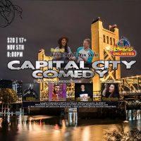 Capital City Comedy