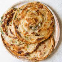 Flaky Scallion Pancakes Virtual Class