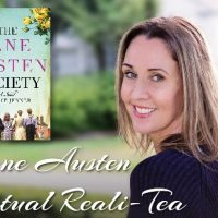 Jane Austen Birthday Tea: A Virtual Reali-Tea