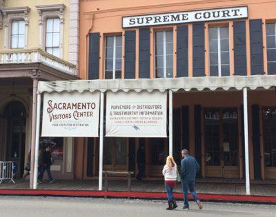 Sacramento Visitors Center