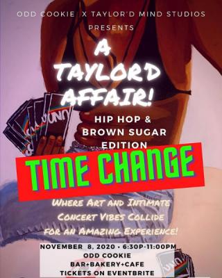 A Taylor'd Affair: Hip Hop and Brown Sugar Edition