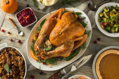 Sacramento Natural Foods Co-op Holiday Meals