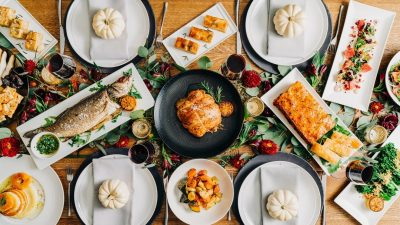 Thanksgiving To-Go from Allora