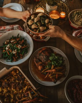 Zocalo Thanksgiving Meal Kits