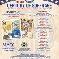 Century of Suffrage Exhibit
