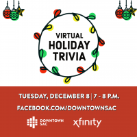 Virtual Holiday Trivia