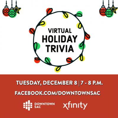 Virtual Holiday Trivia