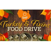 Turkey and Fixins Drive-Thru Food Drive