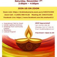 Diwali: Festival of Lights Online Celebration