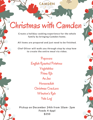 Christmas with Camden